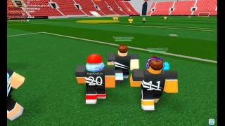 ROBLOX - Res Soccer - A New Star Arrives!