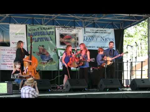 Anderson Family Bluegrass - Darling Corey