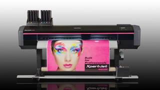 Mutoh XpertJet 1641SR & 1682SR Sign & Display Wide Format Printers