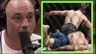 Joe Rogan on Diego Sanchez KO'ing Mickey Gall