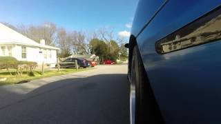 1998 Mustang GT 3:73's December 2015 ride to the gas station and park.