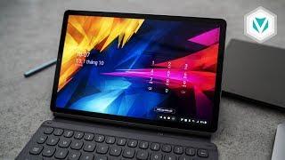 Máy Tính Bảng Thay Thế Laptop, Hmm...!