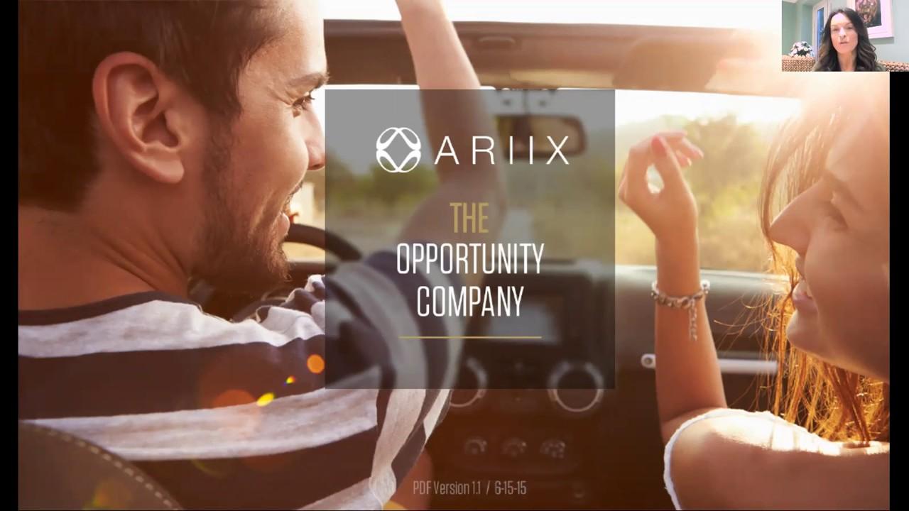 Ariix sweden health star international.