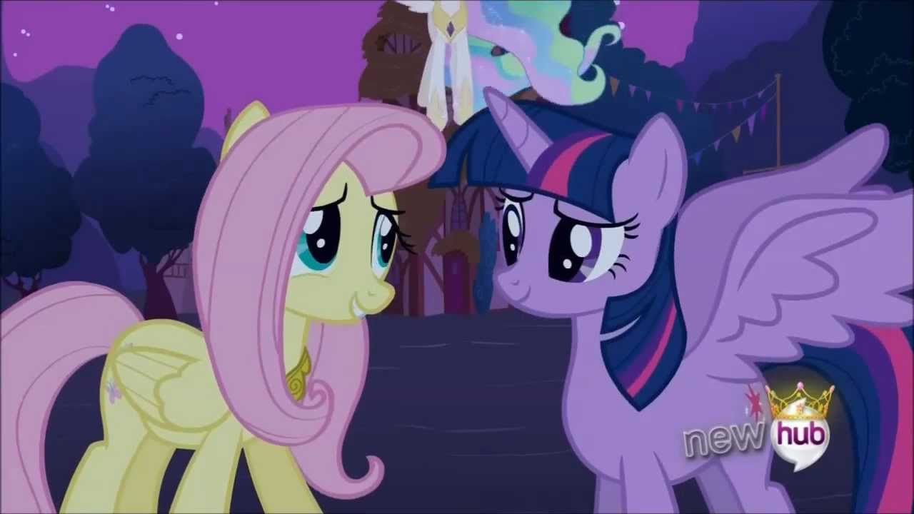 Twilight Sparkle Transforms Into An Alicorn