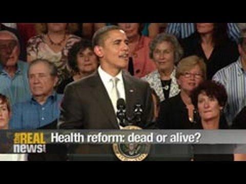 Health reform: dead or alive?