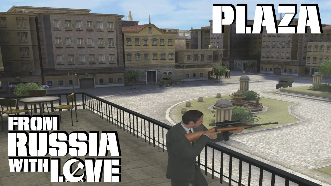 007 From Russia With Love Gcn Plaza 00 Agent Bonus Level 3