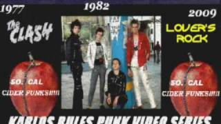 THE CLASH- LOVERS ROCK!!! (HAPPY VALENTINES DAY)