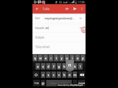 Kualitas 720p ini adalah Video Tutorial tentang cara mengirim file melalui email dengan gmail Dot Co.