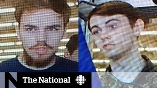 Who are Kam McLeod and Bryer Schmegelsky, subjects of Canada-wide manhunt