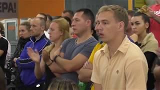 Міжнародний турнір зі сквошу у Sport Life! 5 канал