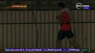 فيديو| «dmc sports» ترصد إحماء إبراهيم نورالدين فى الممتاز «ب»