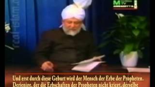 Pierre Vogel widerlegt - Wurde Mirza Ghulam Ahmad zur FRAU und SCHWANGER?