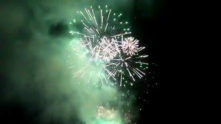 Sydney Darling Harbour Fireworks - May 21, 2016