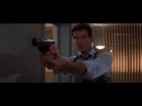 Bond's Skill Simulation Test | Die Another Day | James Bond 007 (Pierce Brosnan)