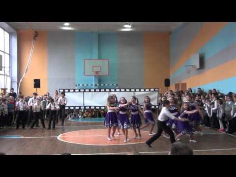 Dance show 116 6-В класс Танец Фильм, фильм, фильм (Вдруг как в сказке скрипнула дверь)