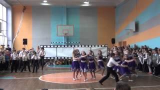 """Dance show 116 6-В класс Танец """"Фильм, фильм, фильм"""" (""""Вдруг как в сказке скрипнула дверь"""")"""