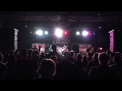 September Sky - Ted & My Ending Live at The Music Factory in Battle Creek Michigan w RED 9.16.17