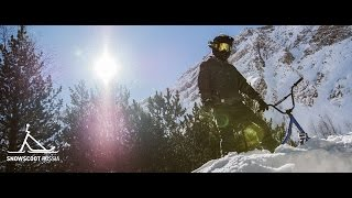 Elbrus SnowScoot 2016 - Danila Grishin