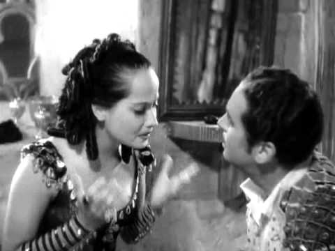 Merle Oberon and Douglas Fairbanks in THE PRIVATE LIFE OF DON JUAN (1934)
