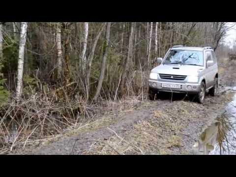 Проходимость Pajero Mini 0.7 TURBO