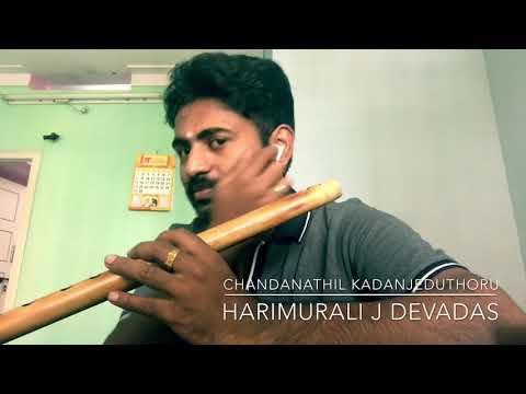Chandanathil Kadanjeduthoru- Instrumental- Flute Version