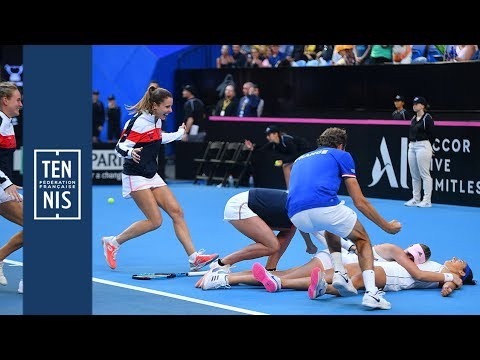 Finale Fed Cup Australie-France, le résumé du double victorieux !