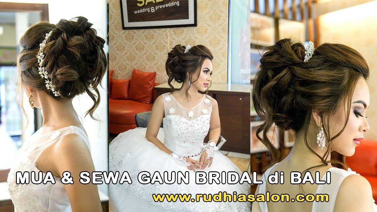 Jasa MUA & Sewa Gaun Di Bali Call WA 11 by Rudhia Salon