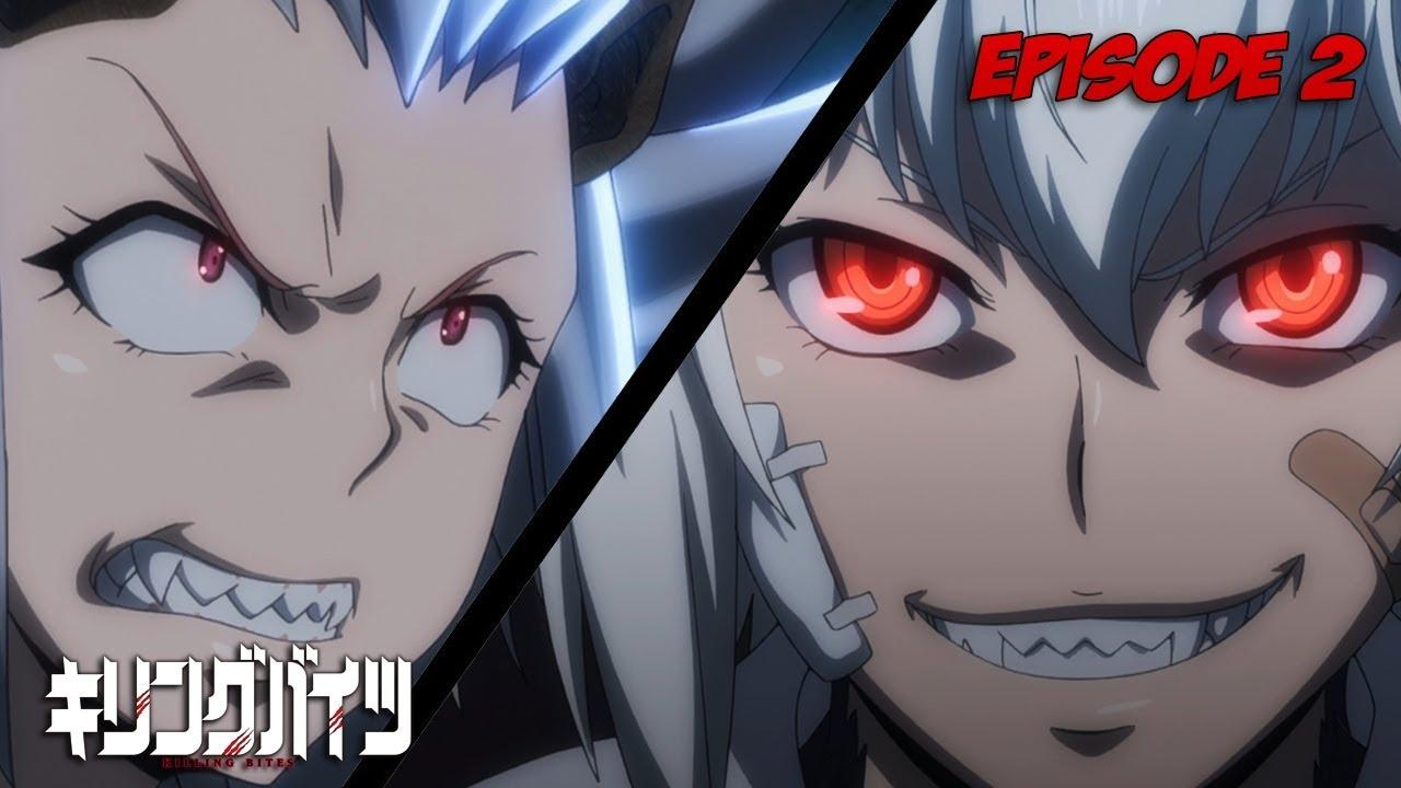 Killing Bites Staffel 2
