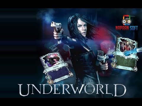 Underworld: Blood Wars iOS/Android Gameplay Video Game