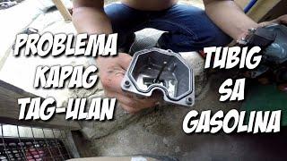 TUBIG SA GASOLINA | PROBLEMA NGAYONG TAG ULAN | DIY