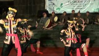 traditional dance DOLALAK DANCE javanese culture