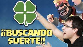 En busca de la suerte perdida | Coronita time | Clash Royale con TheAlvaro845 | Español
