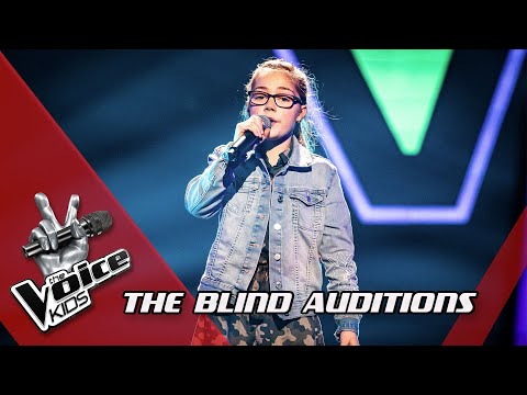 Tiana - '2002' | Blind Auditions | The Voice Kids | VTM