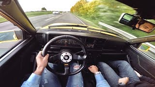 EPIC POV || Lancia Delta HF Integrale EVO 2 || 400 hp Rally Group A Engine