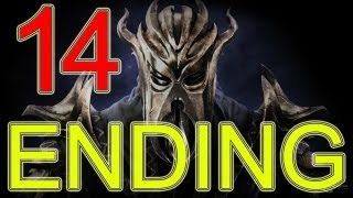 Skyrim Dragonborn Walkthrough - ENDING + FINAL BOSS HD Skyrim Dragonborn part 14 dlc