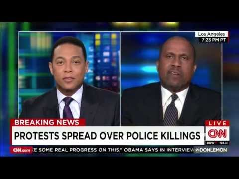 Don Lemon VS Tavis Smiley beat down fight Over Obama!
