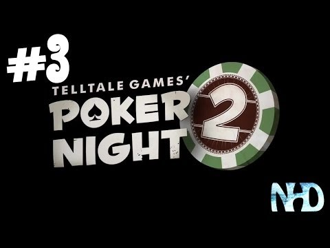 Let's Play Poker Night 2 VS Funnychips