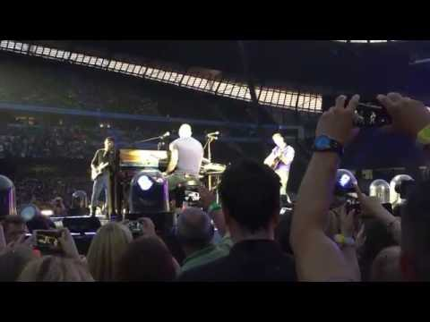 Coldplay - Lovers In Japan @ Etihad Stadium Manchester - Saturday 4th June 2016 - 04/06/16