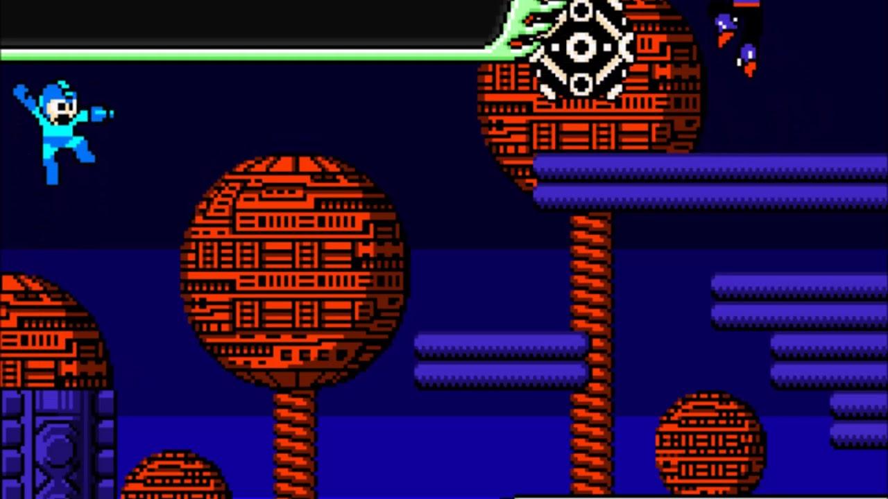 Mega Man 11 - Blast Man (Famitracker 8 Bit - 2A03 REMIX