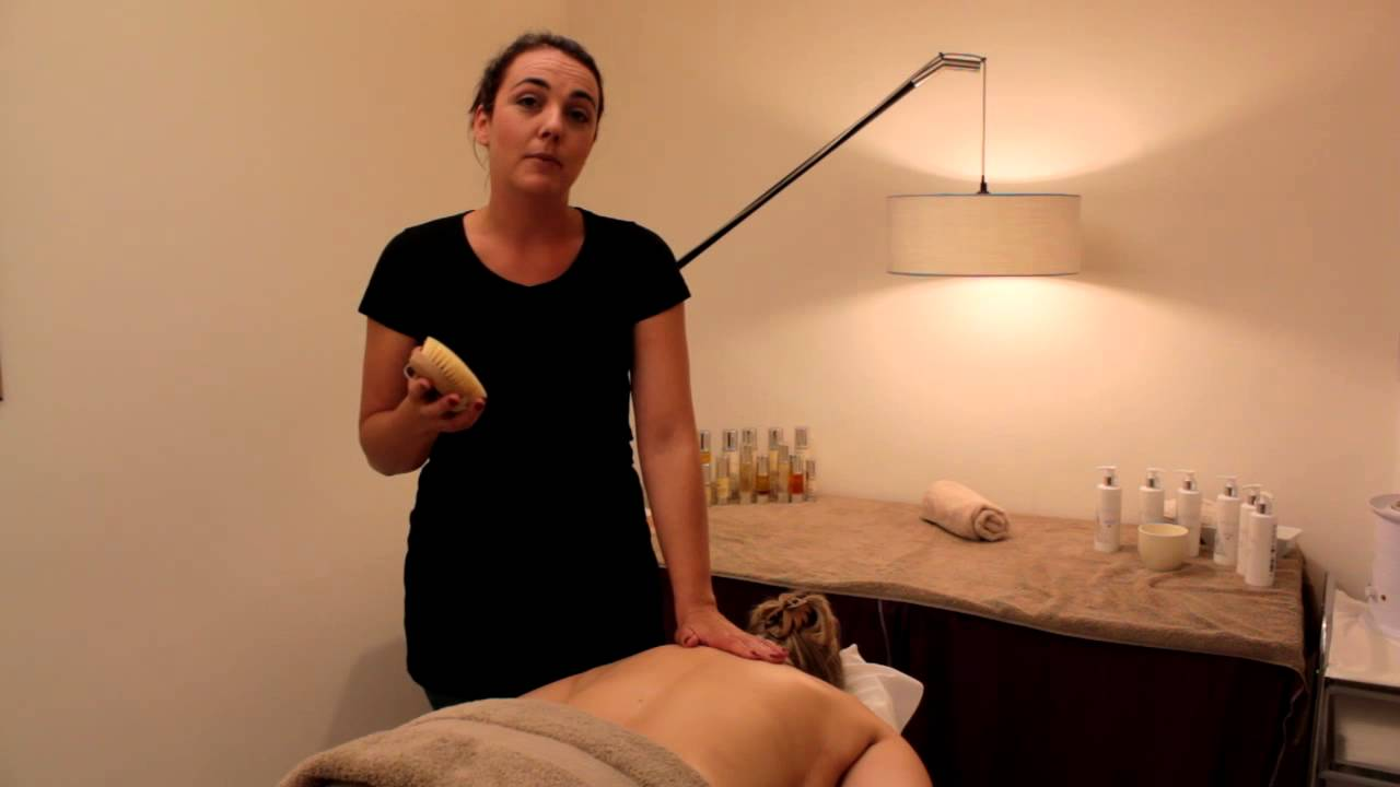 What Is Body Brushing At A Spa