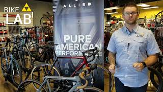 What Options are Available with Allied Cycleworks Alfa and AlfaAlload?