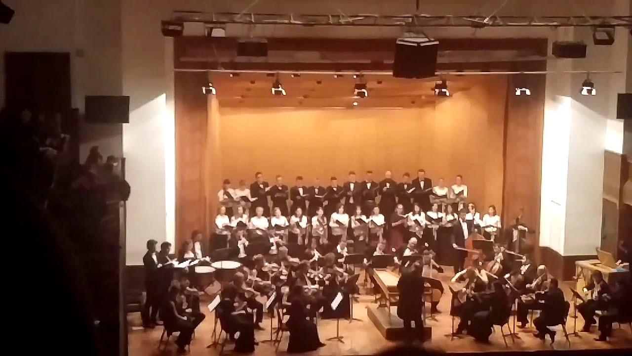 Hor Orfelin i  orkestar Makris, Hendl - Aleluja