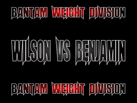 Revolution Fight Series 6 Wilson vs Benjamin