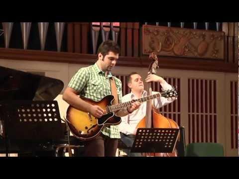 Coal Jazz Quartet - Mustafa(A.Terekhov). I.Osypov, V.Ivanchenko, A.Terekhov, A.
