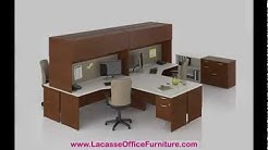 Concept 300 Series Lacasse Office Furniture