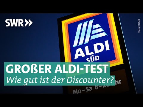 Marktcheck checkt ALDI - die XXL-Version