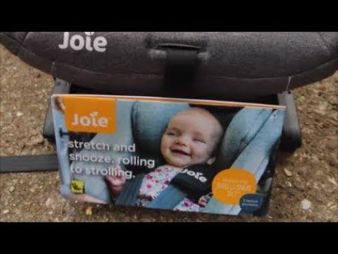JOIE BABY I-LEVEL CAR SEAT INSTALLATION U0026 FIRST IMPRESSIONS
