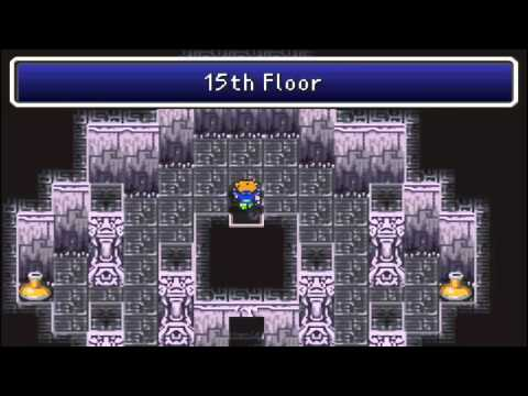 Let's Play Final Fantasy V #37 Phoenix Tower