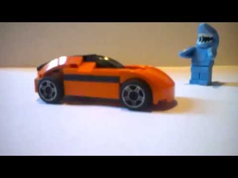 How To Make A Lego Sports Car