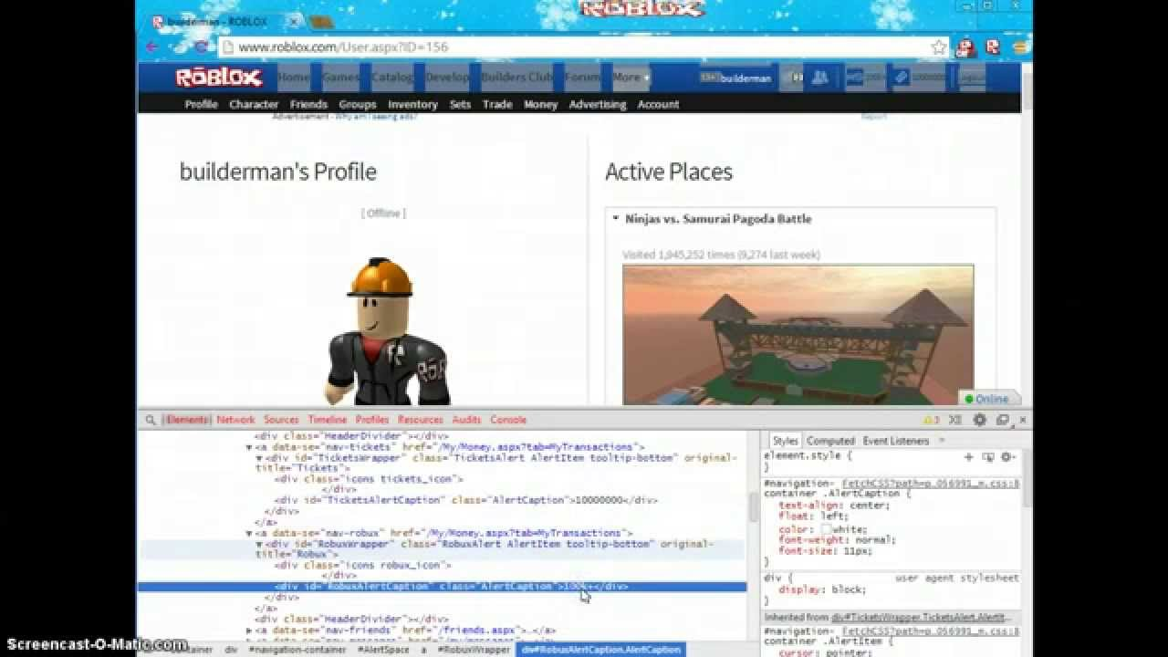 what is builderman's password on roblox 2019